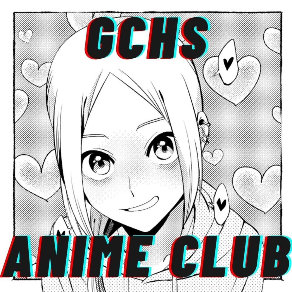 GCHS Anime Club logo 2020