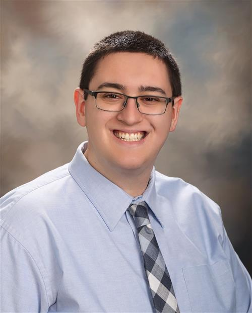 March Student of the Month ~ Connor Rada