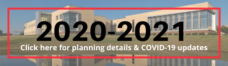 2020-2021 Planning Details & COVID-19 Updates